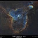 Heart Nebula, IC 1805,                                rflinn68