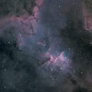 IC1805 Narrowband - Ha + O3,                                Zak Foreman