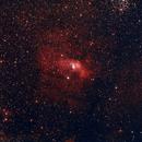 Bubble Nebula,                                Marzio Bambini