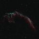 NGC 6992 Eastern Veil Nebula HOO,                                William Fewster