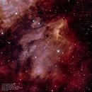 IC 5070 Pelican Nebula,                                Robert Van Vugt