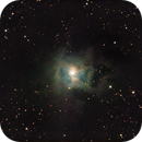 NGC 7023 Iris Nebula,                                Francois Theriault