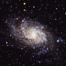 M33 from NSP 2016,                                Jack Mogren