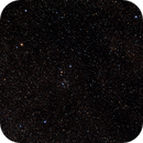 NGC 6882 + 6885 in Vulpecula - wide field,                                AC1000