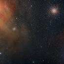 Antares M4 y NGC6144,                                Raúl López