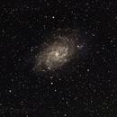 Triangulum Galaxy,                                Canrith314