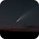 Comet Neowise at dusk,                                C.A.L. - Astroburgos