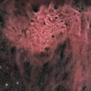 IC 405-Star Flaming nebula,                                Toni Climent