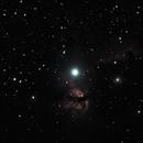 Flame/Horsehead nebulas,                                MFarq