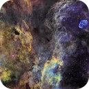 IC1318 Two Crescents,                                John Ebersole
