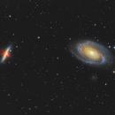 M81 and M82,                                Chris Sullivan