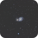 M51 from Denver, Colorado (2017),                                Ken Sturrock