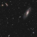 M106 LRGB 2020,                                antares47110815