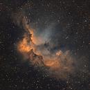 Wizard Nebula (NGC 380),                                JMDean