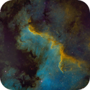 The Wall - Cygnus Wall That Is...,                                Kurt Zeppetello
