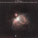 M42 - Nébuleuse d'Orion,                                Roderick HANNON