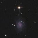 SN 2020uxz in NGC 514,                                CCDMike