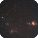 Orion nebulae,                                Ruslan Zavadzich