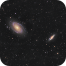 M81 and M82,                                Andreas Reifke