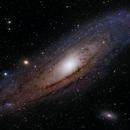 M31 - The Andromeda Galaxy,                                Bc10