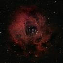 The Rosette Nebula ,                                Firas Haki