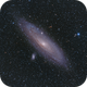 M31 - Andromeda Galaxy,                                mewmartigan