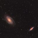 M81 and M82,                                pilotlc