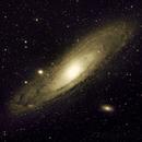 Andromeda Galaxy,                                DC_