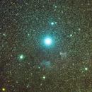IC63 (Ghost) Nebula,                                Nikola Nikolov
