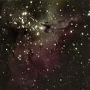 Eagle Nebula,                                Giancarlo Montico