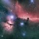 Horsehead Nebula - QHY600 - Esprit 150 - LRGB-Ha,                                Eric Walden