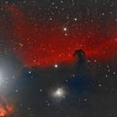 Horsehead  Nebula Jan 2021,                                scott