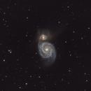 Messier 51,                                Danny Flippo