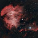 Running Chicken Nebula,                                Filip Krstevski / Филип Крстевски