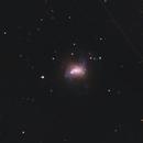 NGC 4214/4228 Crop,                                H.Chris