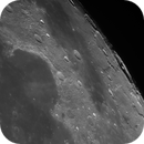 The Moon on June 4th in Monochrome,                                astropical