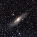 First M31 Andromeda Galaxy,                                Paul Wittau