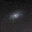 M33 The Triangulum Galaxy,                                Antonio Bonanno