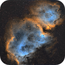 IC1848 Soul Nebula,                                Stan Smith