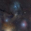 The Rho Ophiuchi Nebula,                                Mark