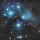 M45 LRGB,                                Pam Whitfield