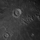 2021/03/24 Moon Impression @ 64% Illumination - Copernicus...a little closer,                                G400