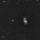 M51 1ere au 150/750,                                guillau012