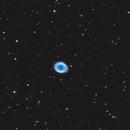 M57 - Ring Nebula,                                Ahmet Kale