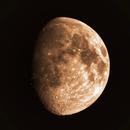 Moon - Waxing Gibbous,                                Eddie Pons aka Ed...