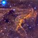 Pelican Nebula,                                dave