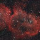 IC1848- The Soul Nebula in HaRGB,                                lefty7283