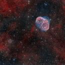 The Crescent Nebula NGC 6888,                                Jay Bolt