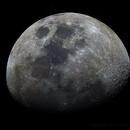 Moon 10 panel mosaic,                                Bert Scheuneman