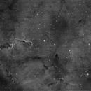 Nébuleuse de la trompe (Ic1396),                                Stéphane Baron